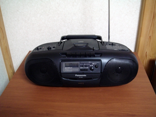 Panasonic RX-DS8